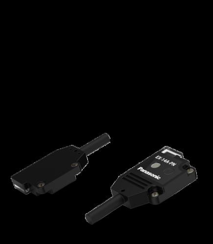 EX-10 photoelectric sensor shadow
