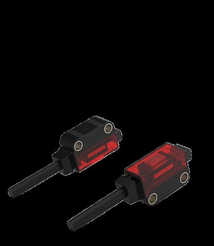 EX-L200 laser sensor shadow