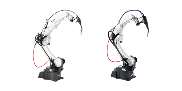 robot-and-welding tawers
