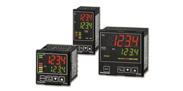 KT.R temperature controllers