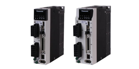 Servo drives for high dynamic applications