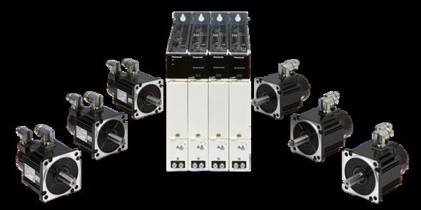 MINAS A6 Multi servo driver