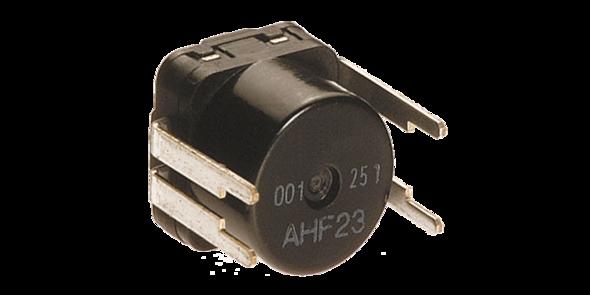 AHF2 tilt detection switch