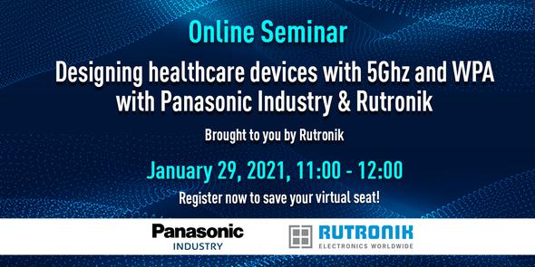 Online-Seminar_Healthcare-device Wireless