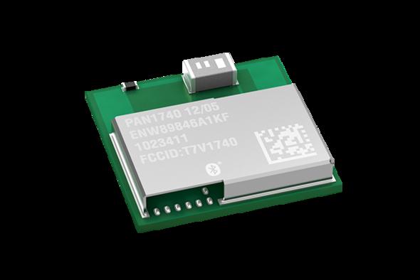 WIRELESS PAN1740A Bluetooth Low Energy v4.2 Module