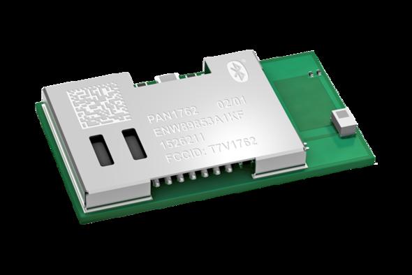 Wireless PAN1762 Bluetooth low energy