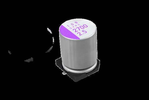 capacitor polymer oscon