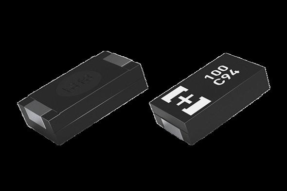 capacitor polymer poscap