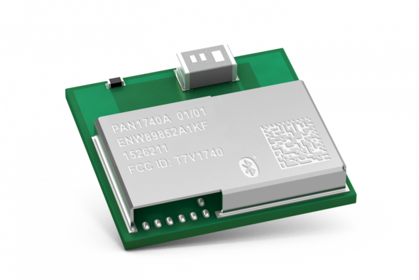 New Bluetooth 5.0 low energy module PAN1740A for Smart Home applications