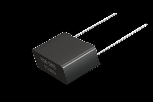 capacitor film power factor correction