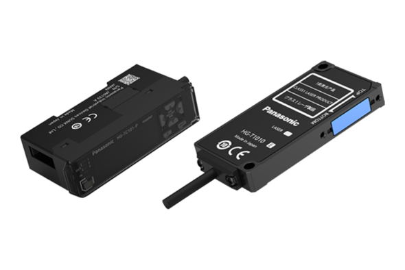HG-T laser thru-beam sensor for measurements
