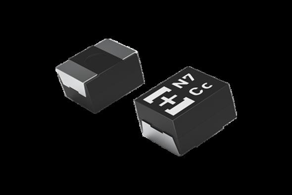 capacitors polymer poscap TDC TPG teaser