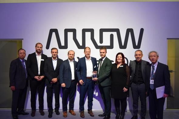 Panasonic Industry Europe honours Arrow Electronics, Codico and Schukat