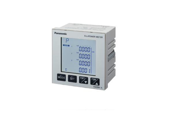 KW9M-A Eco-POWER METER