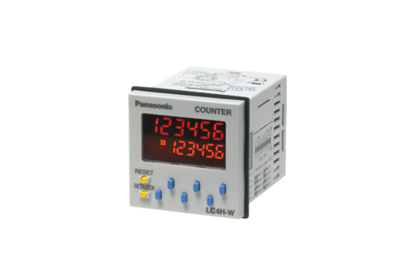 LC4H-W counter