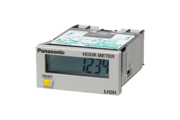 LH2H digital hour meter
