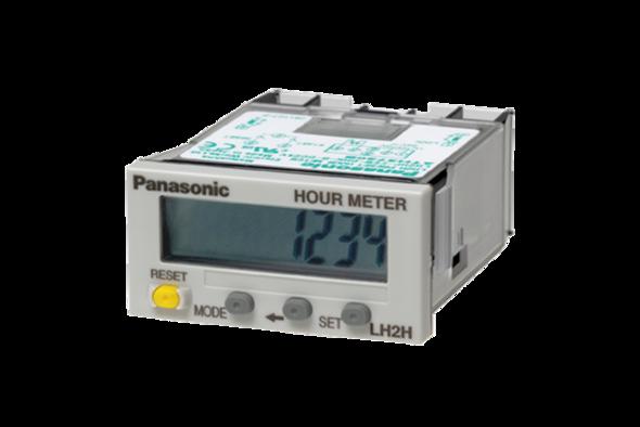 LH2H preset hour meter