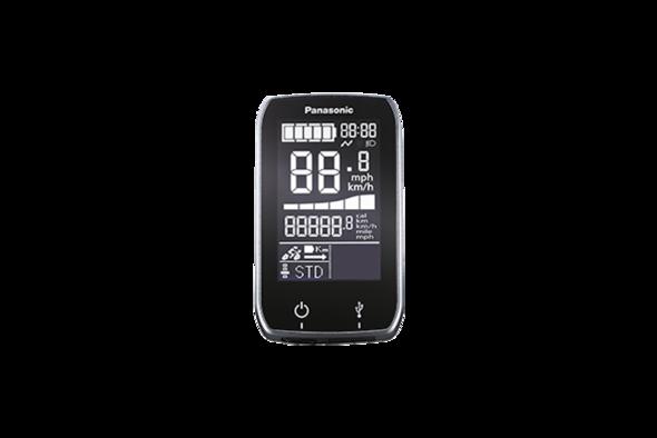 e-bike tacho