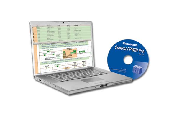 Programming Software Control FPWIN Pro