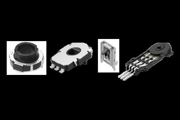 Potentiometers / Sensors