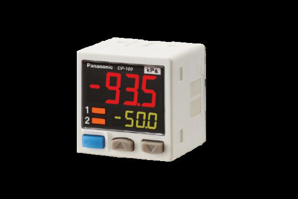 DP-100L pressure sensor with IO-Link