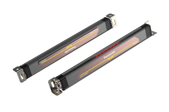 Safety light curtains and safety sensors