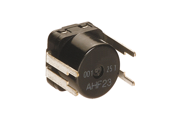 AHF2 tilt detection switch