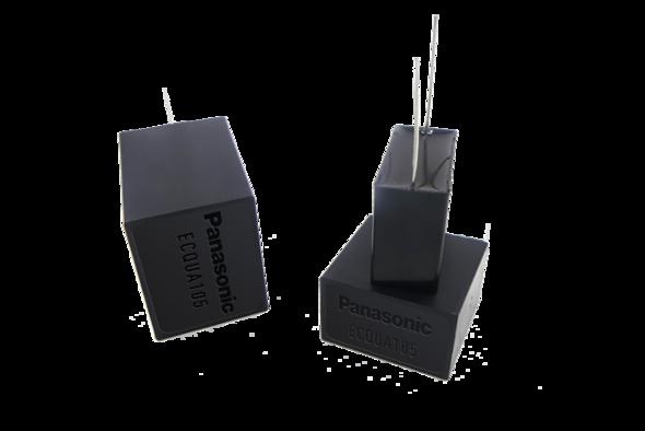 capacitors film ECQUA teaser news