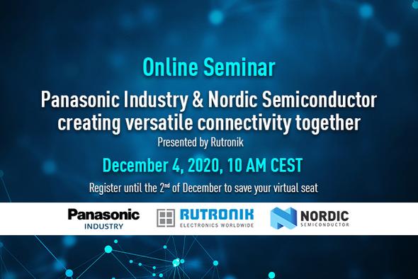 Panasonic and Nordic Semianr