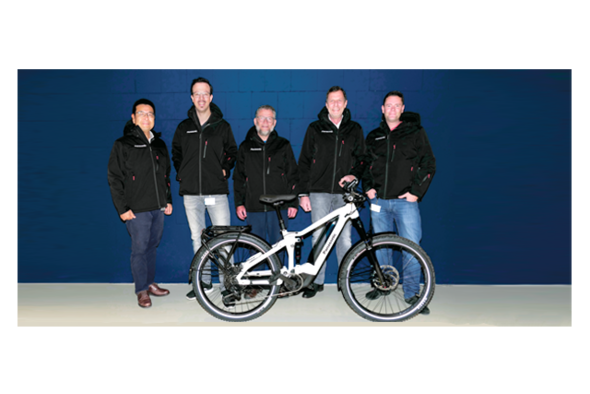 Panasonic Cycle Technology presents first European Sales Office in Ottobrunn near Munich