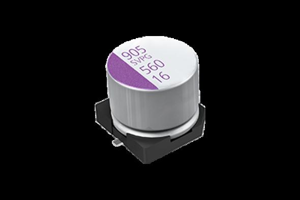capacitors polymer os-con SVPG teaser