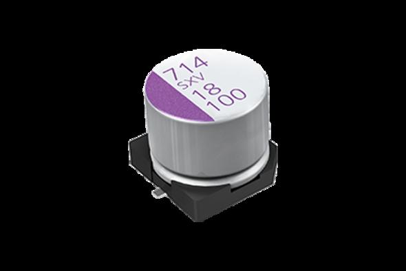 capacitors polymer os-con SXV teaser