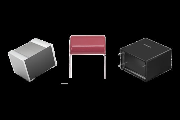 capacitor film smd radial dip