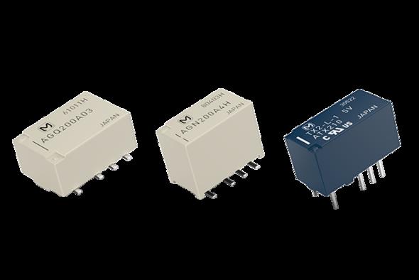 Signal relays teaser