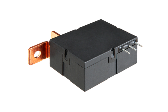DZ-S relay: 1 Form A 90A latching types