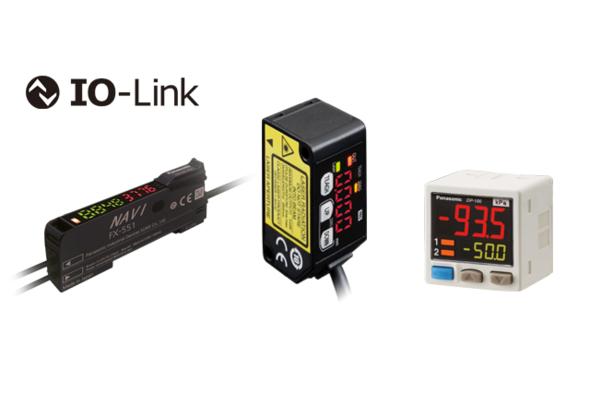 IO-Link sensors
