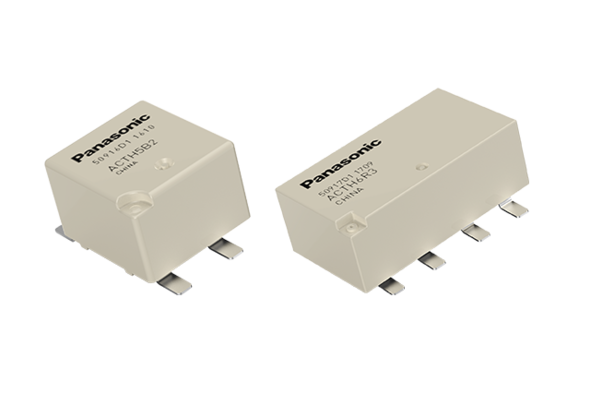 TH relay: low profile, 20A