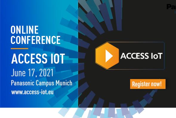Access IoT Panasonic Campus Munich