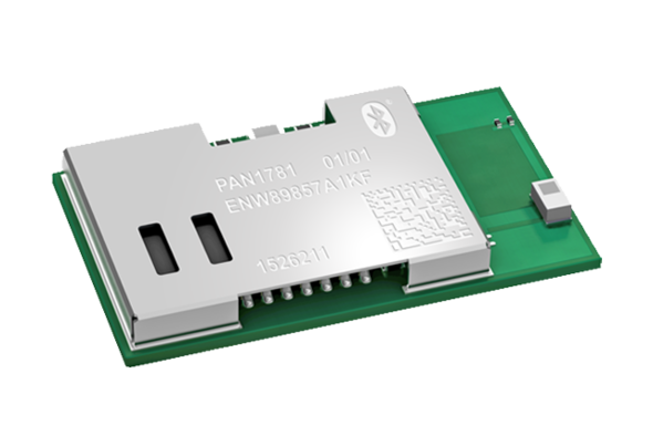 wireless connectivity bluetooth PAN1781