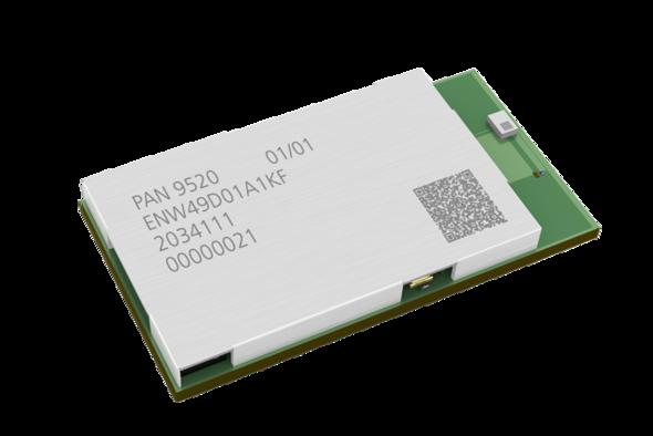 wireless connectivity wi-fi PAN9520
