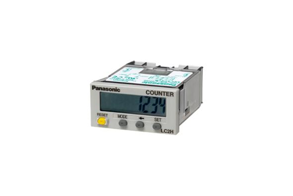 LC2H preset counter