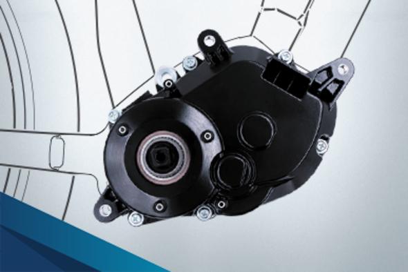 e-bike motor GX POWER PLUS teaser
