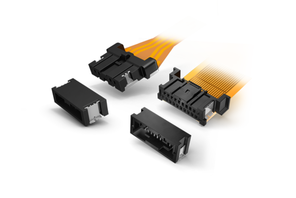 Connector CF 1CF 2