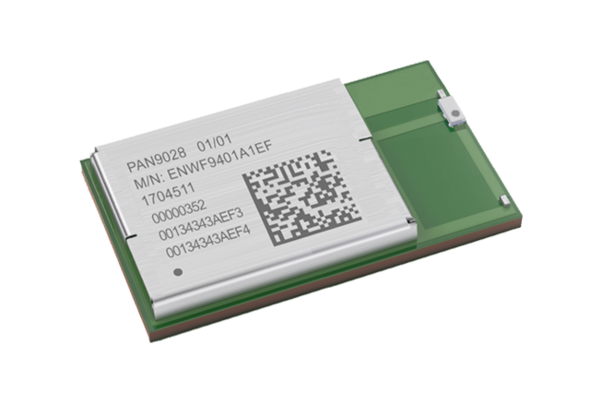wireless connectivity module for bluetooth and wi-fi PAN9028