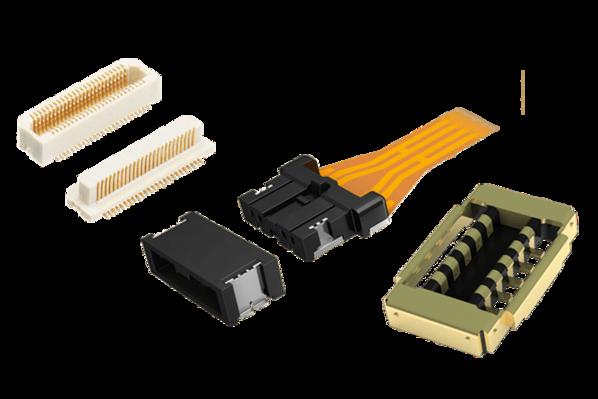 Components connectors