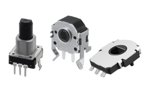 Components rotary input devices