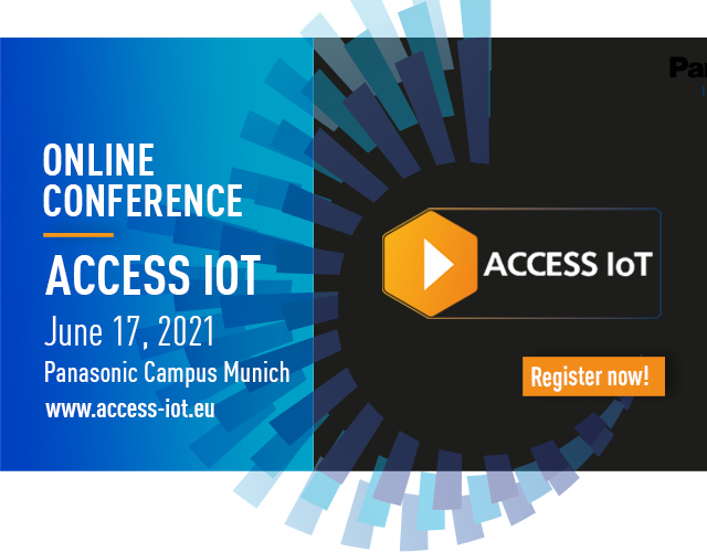 Access IoT Panasonic Campus Munich