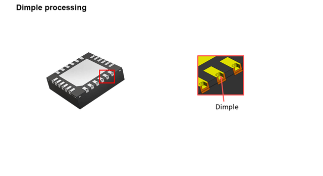 sensors 6-in-1 dimple-processing