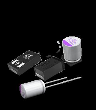capacitor polymer Panasonic