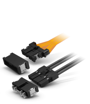 Automotive connectors shadow